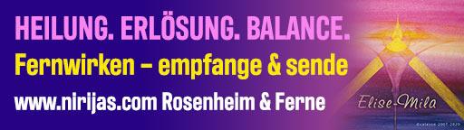 Elise-Mila Heilung Erlösung Balance Neue Zeit Energie Trainer Rosenheim Fern Heilberuf Einweihung Zertifikat-Urkunde Magnetische Liebes Energien CHI Meridian System