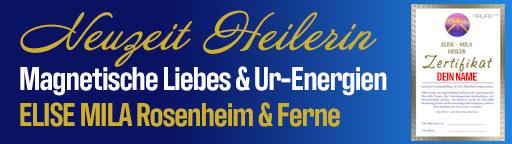 Neue Zeit Energie Elise Rosenheim Fern Heilberuf Einweihung