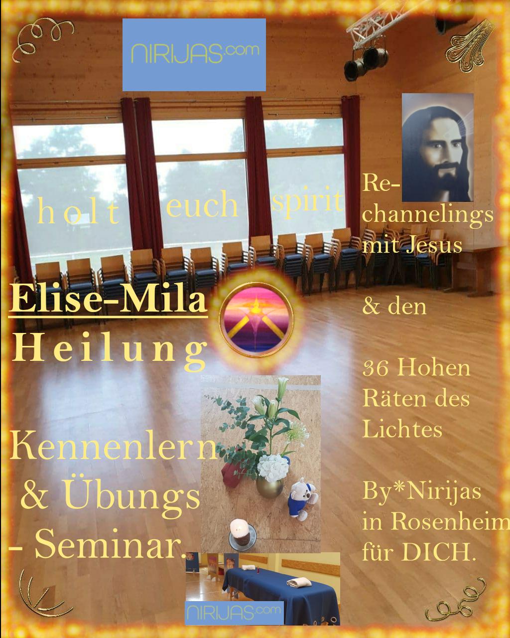 Rosenheim-Seminare By*Nirijas